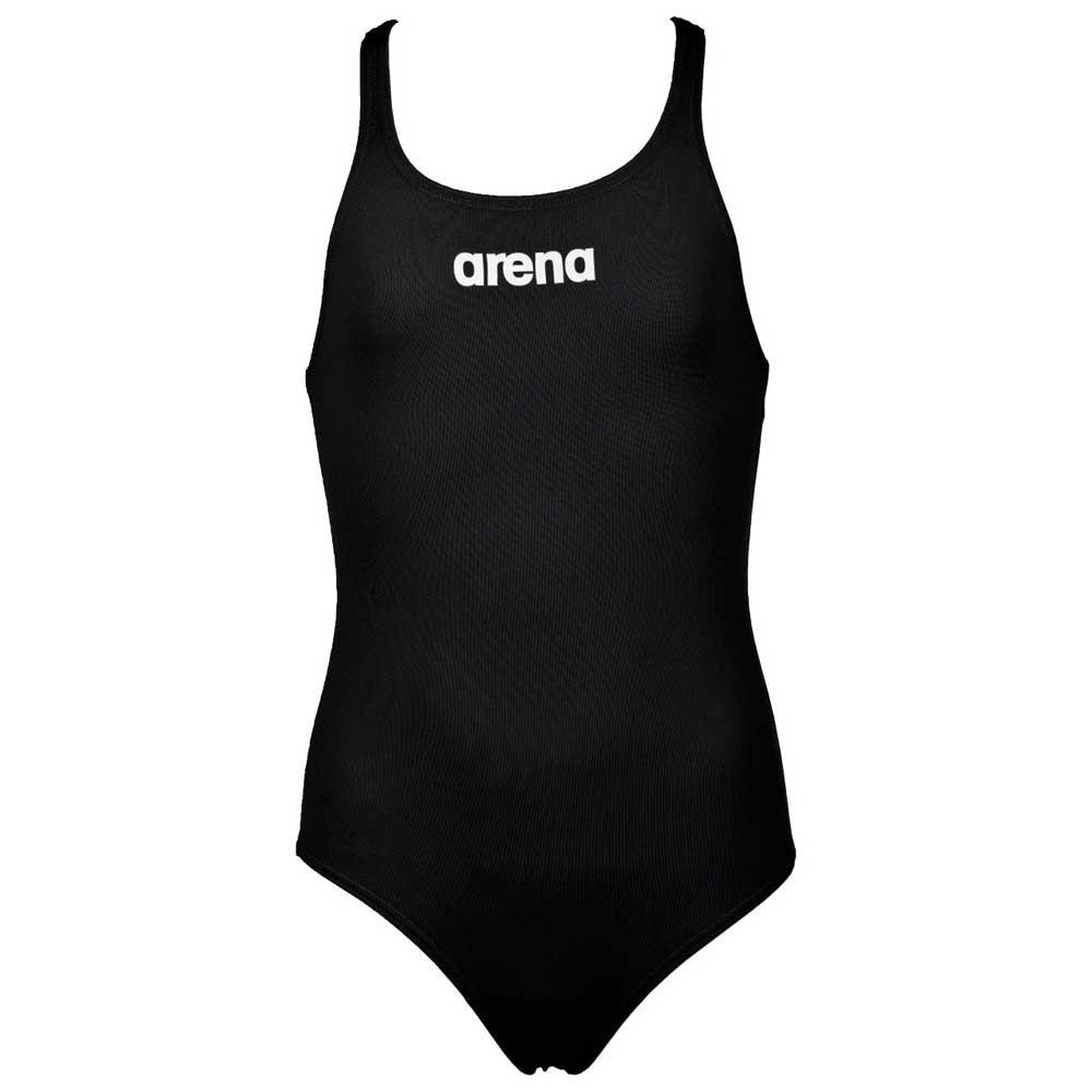 d1c81203 Arena Solid Swim Pro Svart kjøp og tilbud, Swiminn