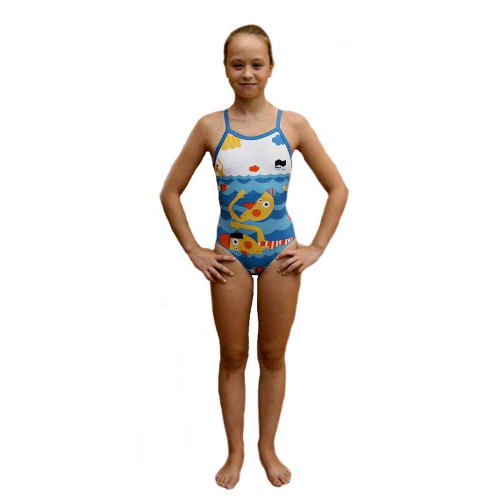 Swimgo Training Swimsuits by Inma Bañegil