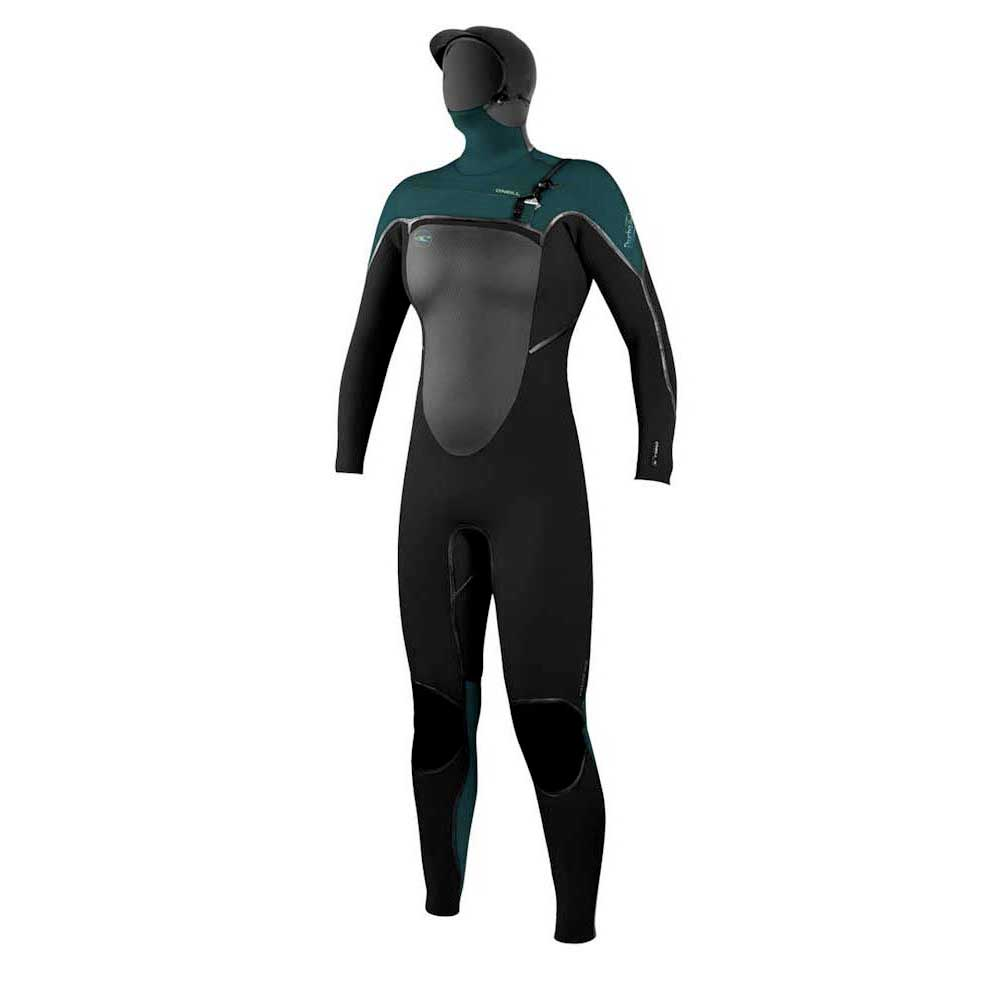 O´neill wetsuits Psychotech Fz 6/4 mm with Hood