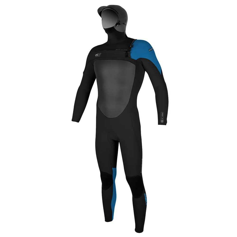 O´neill wetsuits Superfreak Fz 6/4 mm with Hood