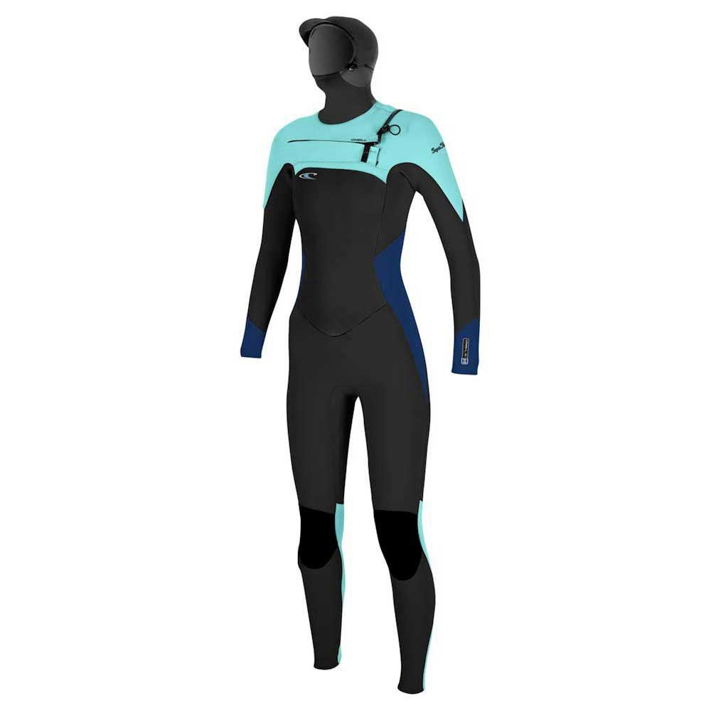 O´neill wetsuits Superfreak 6/4 mm with Hood