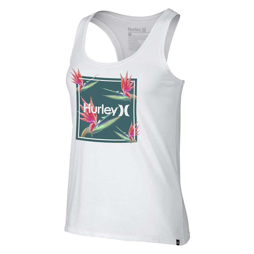 Hurley One and Only Birds Of Paradise Perfect Tank