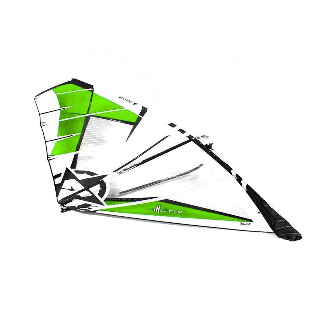Sets de windsurf Attitude-sails Allstar