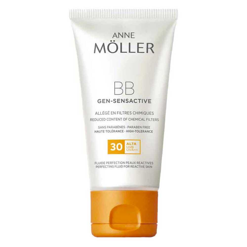 Anne-moller-fragrances Bb Gen Sensactive Spf30 Sensitive Skin Cream 40ml