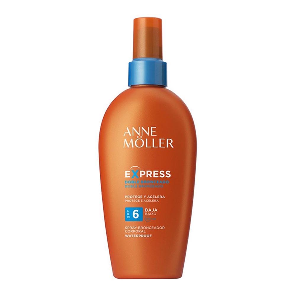 Anne-moller Express Bronzer Spf6 Spray 200 Ml