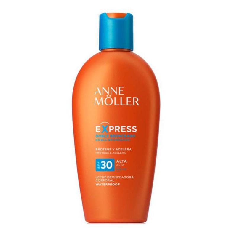 Anne-moller-fragrances Express Bronzer Spf30 Lait 400ml