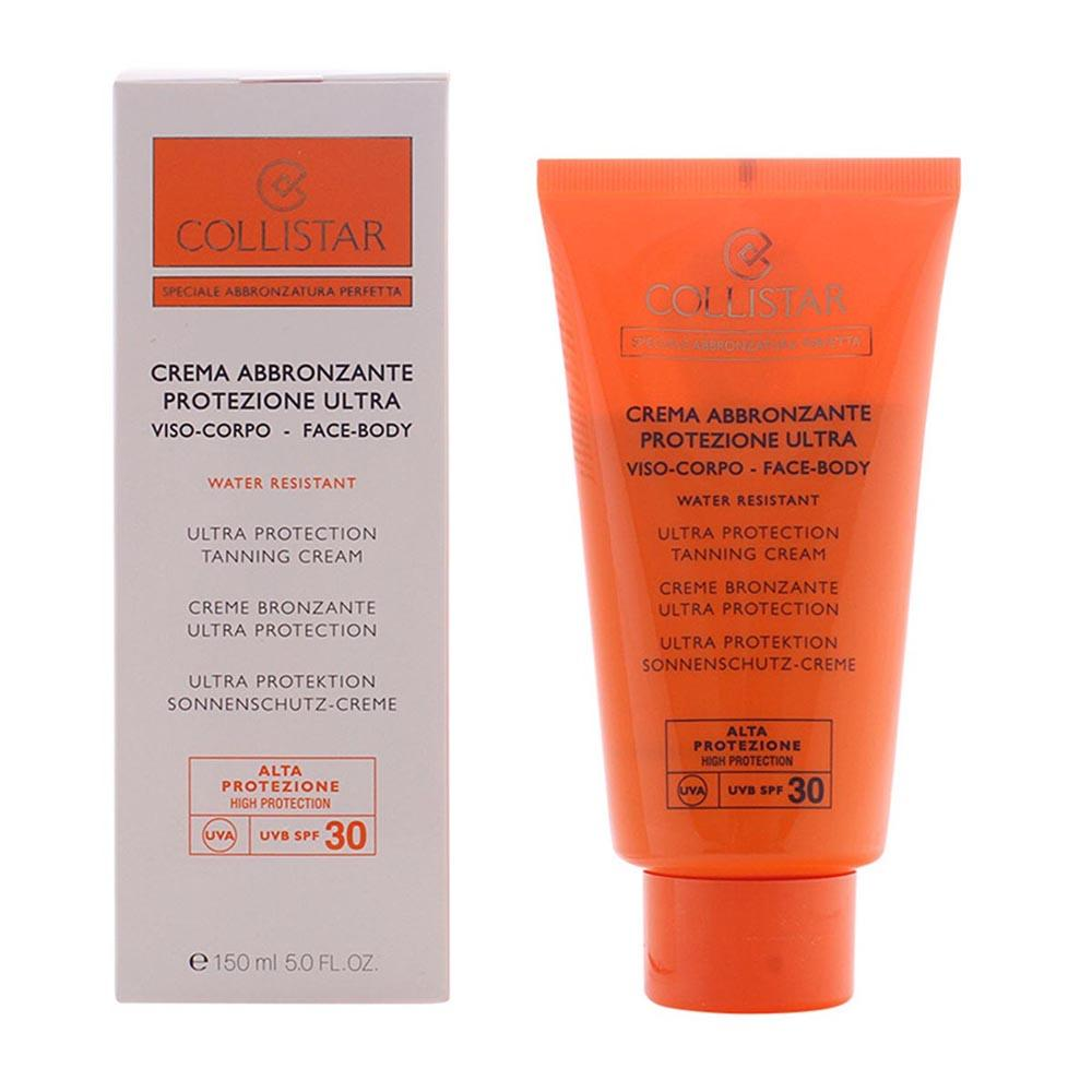 Consumo Collistar Ultra Protection Taning Cream Spf30 150ml