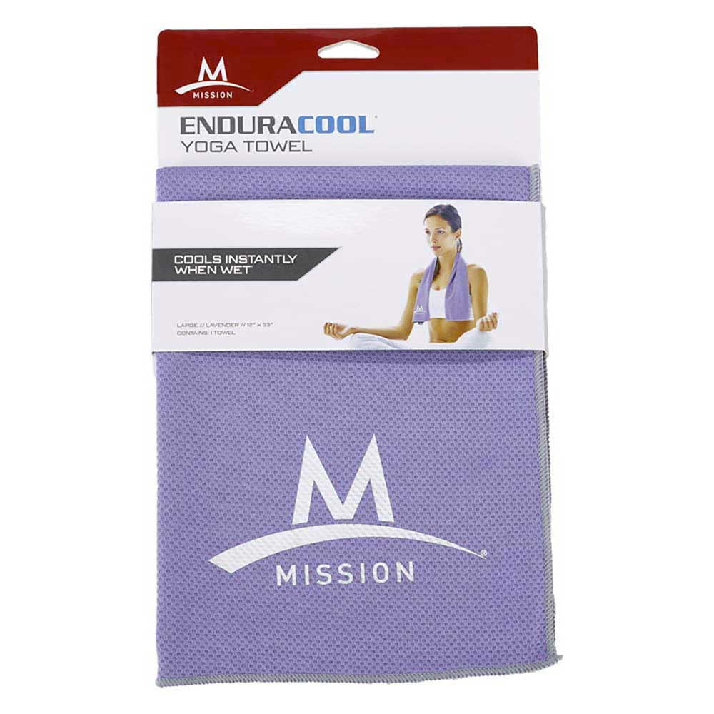 Mission Enduracool Large Yoga