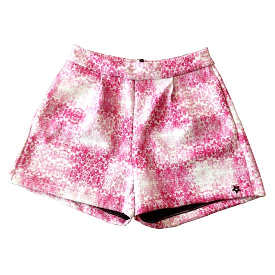 Wetsweets Shorts Pink Denim