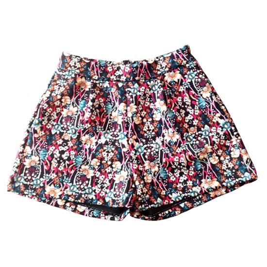 Wetsweets Shorts Flowers
