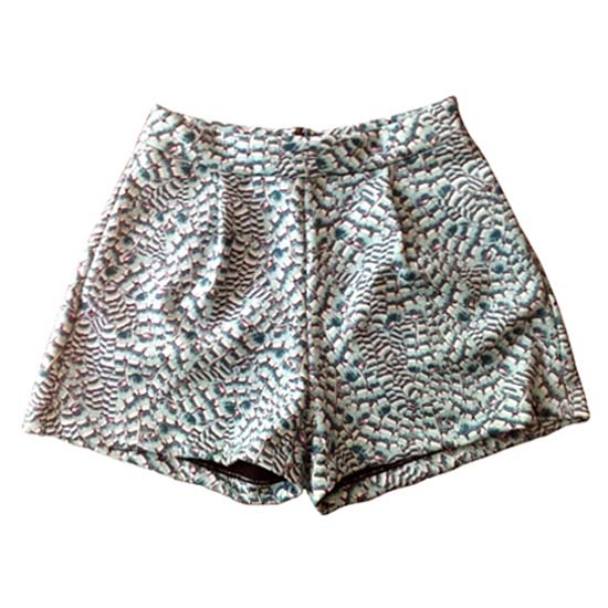 Wetsweets Shorts Feathers