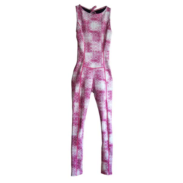 Wetsweets Jumpsuit Pink Denim