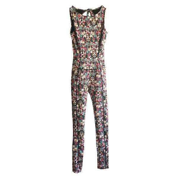 Wetsweets Jumpsuit Flowers
