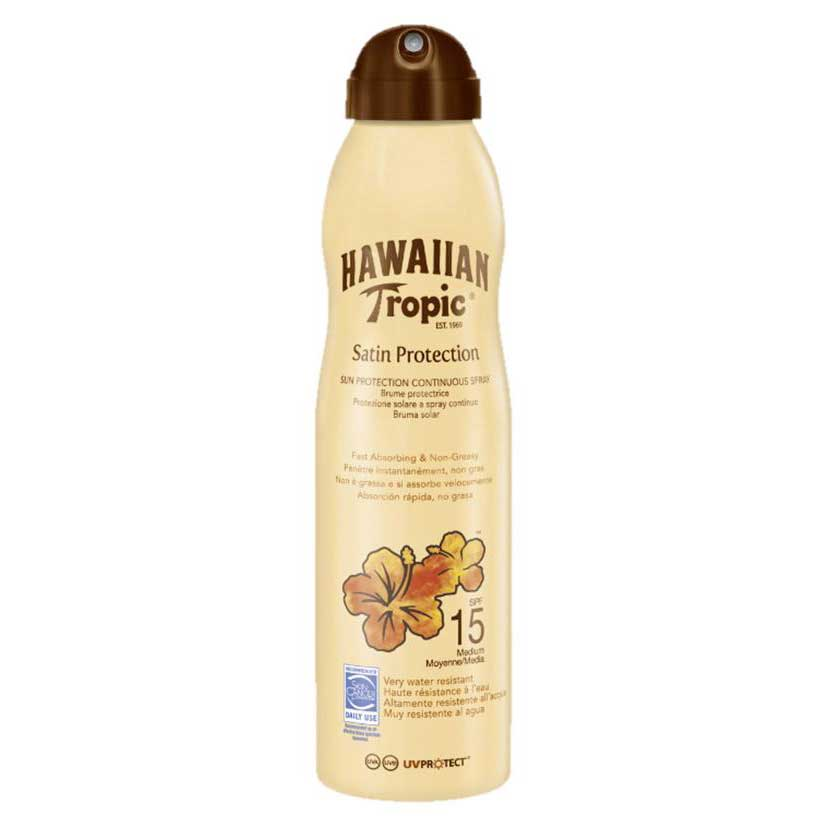 Hawaiian tropic fragrances Satin Bruma Ultra Radiance 220ml