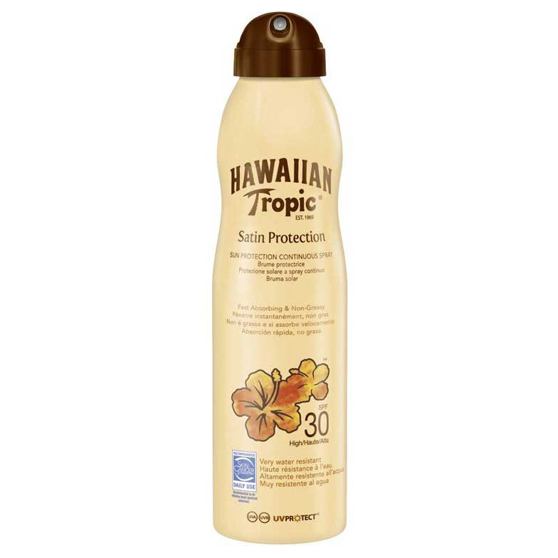 Cuidado de la piel Hawaiian-tropic Satin Bruma Ultra Radiance 220ml