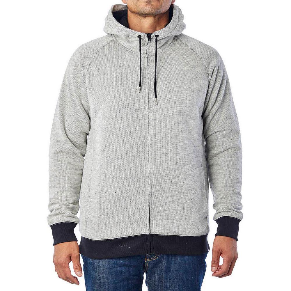 Hurley Smokestacks Zip