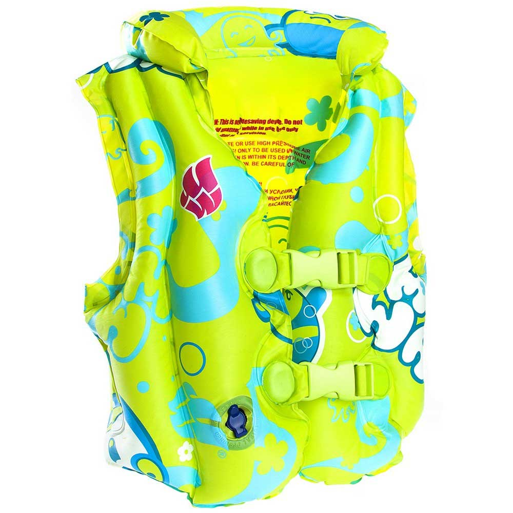 Chalecos Madwave Swimvest Mad Bubbles