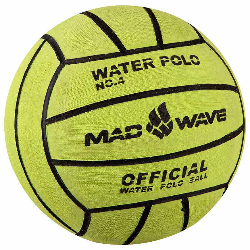 Madwave Waterpolo Ball Official N4
