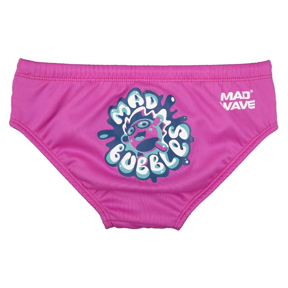 Ba?adores beb? Madwave Mad Bubbles Aqua Nappie