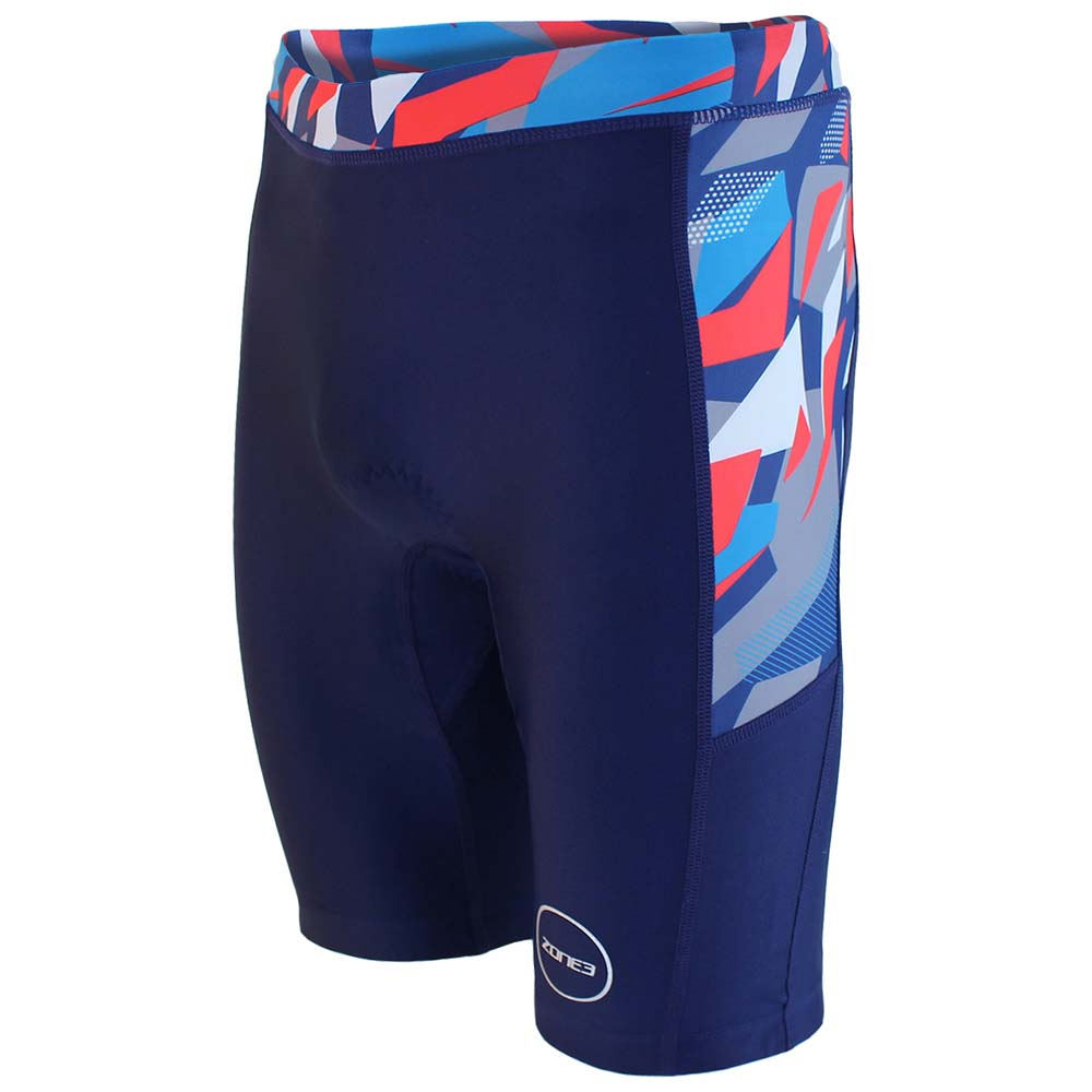Activate Plus Shorts Zinc Burst