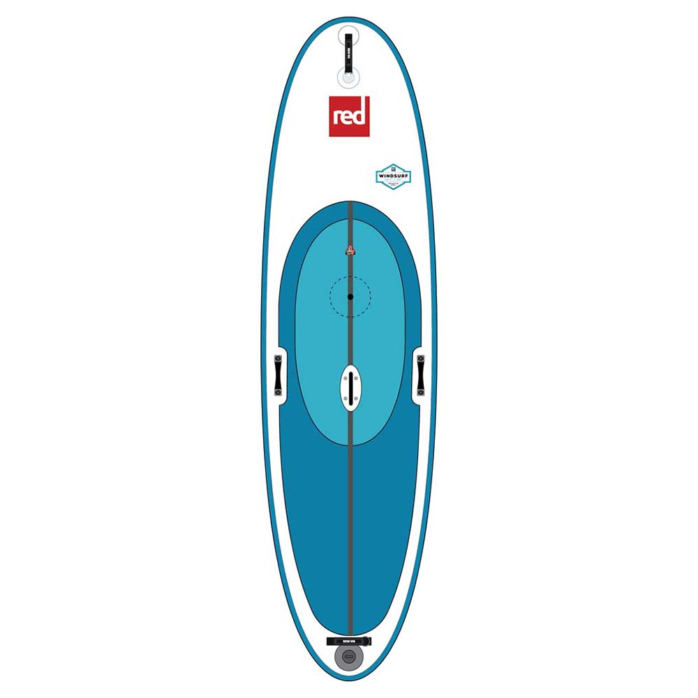 Red paddle co Windsurf Windsup 10´7