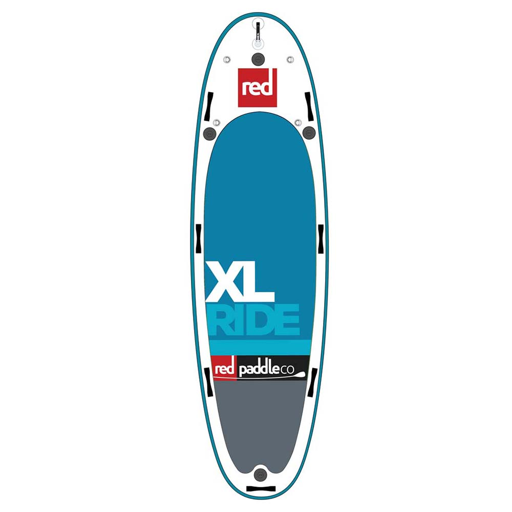 Red paddle co Ride All Round XL 17´0
