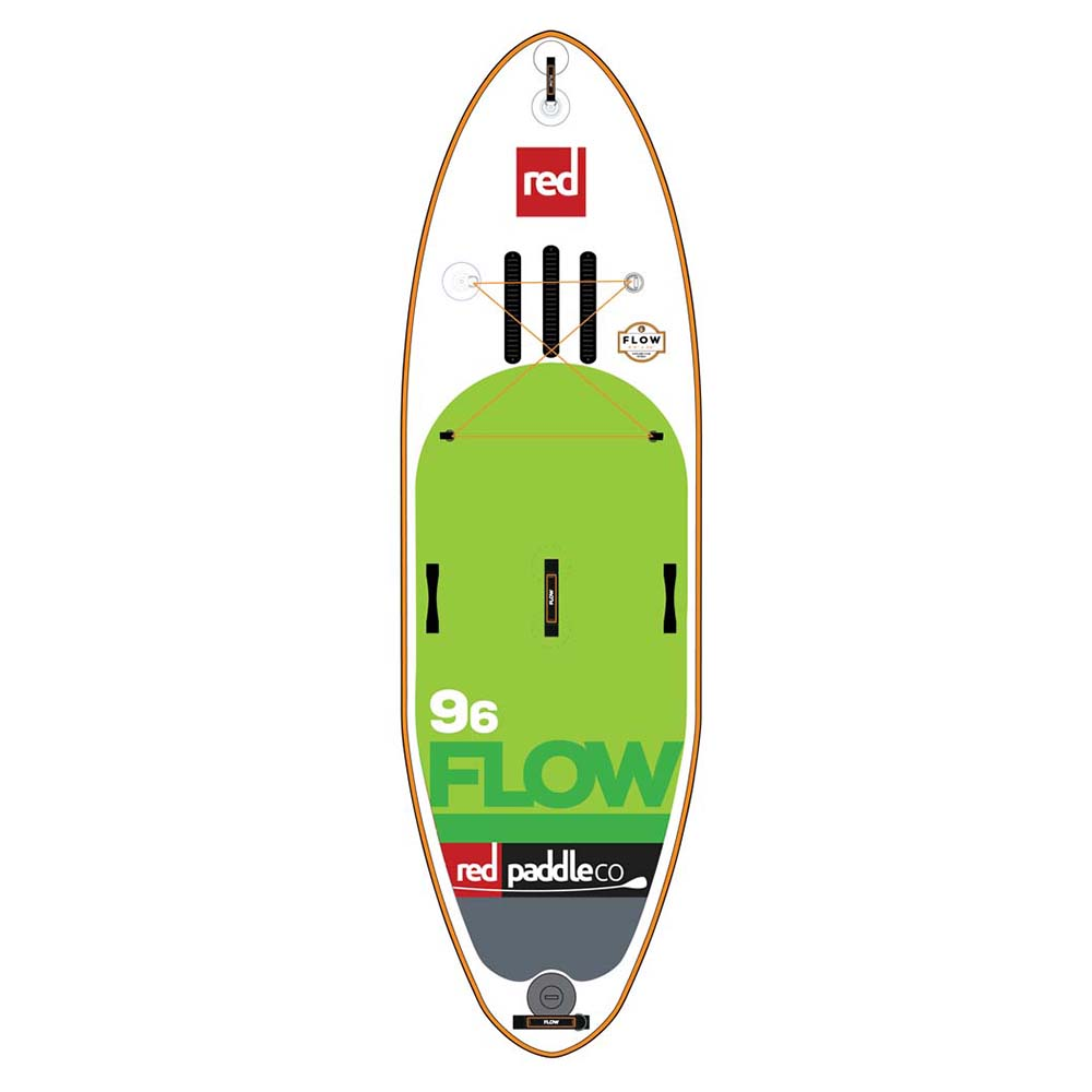 Red paddle co Flow White Water 9´6