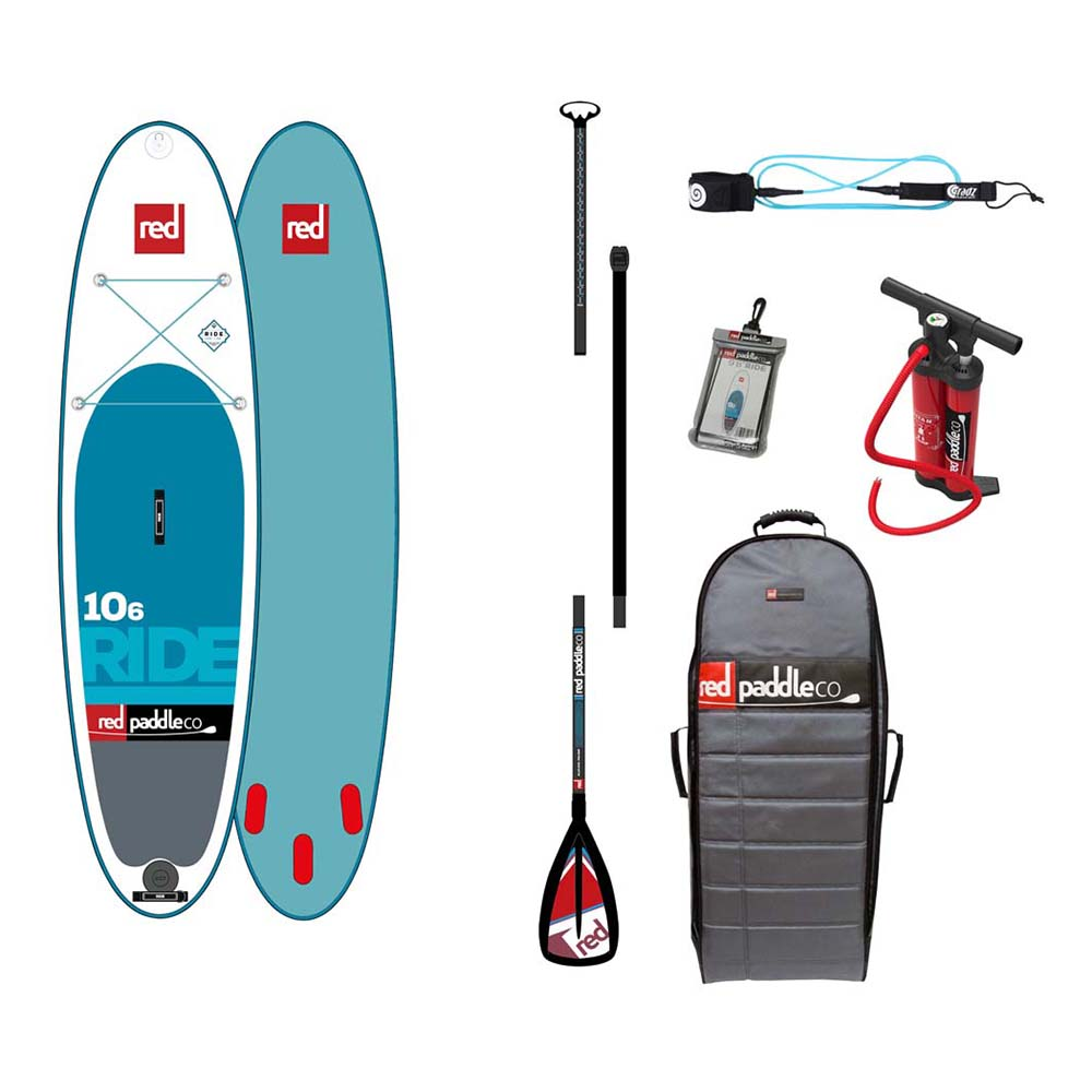 Red paddle co Ride All Round Pack Alloy 10´6