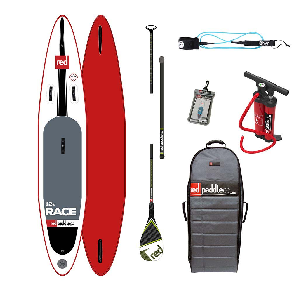 Red paddle co Race Pack Glass 12´6