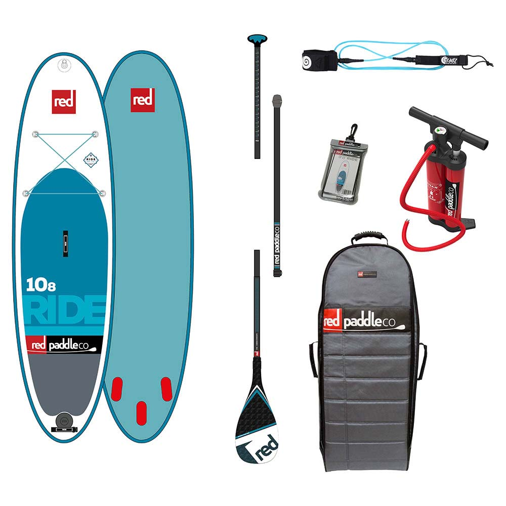 Red paddle co Ride All Round Pack Carbon 10´8