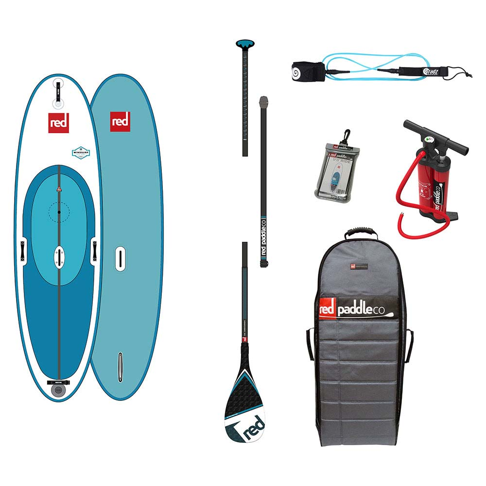 Red paddle co Windsurf Windsup Pack Carbon 10´7