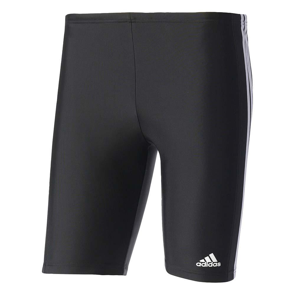 4e8496232a79 adidas Essence Core 3 Stripes Black buy and offers on Swiminn