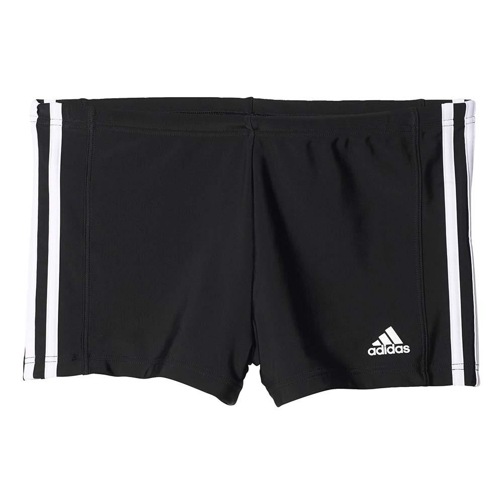 3523f3e35790 adidas Essence Core 3 Stripes Boxer Black