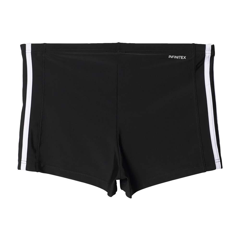 5b87e38575bad adidas Essence Core 3 Stripes Boxer Noir, Swiminn