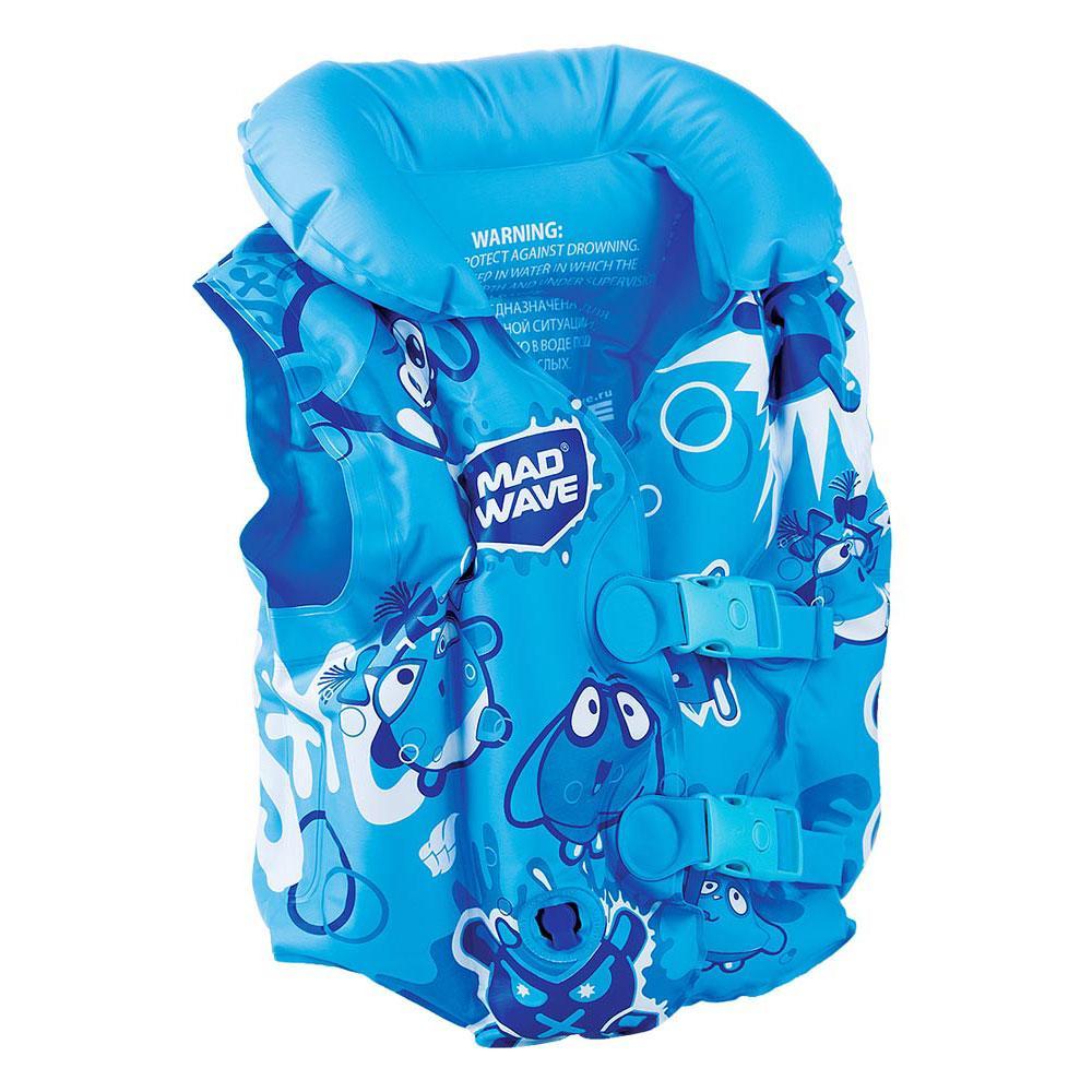 Chalecos Madwave Mad Bubbles Swimvest