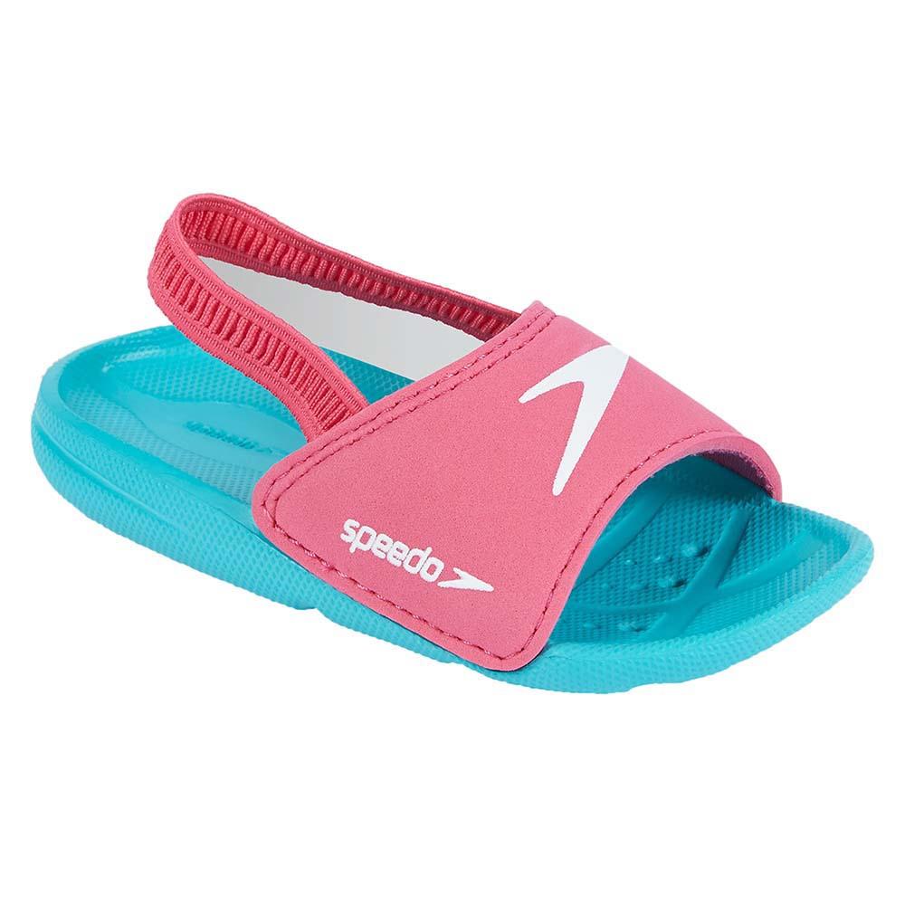 8262eeba07240 Speedo Atami Core Slide Bleu acheter et offres sur Swiminn