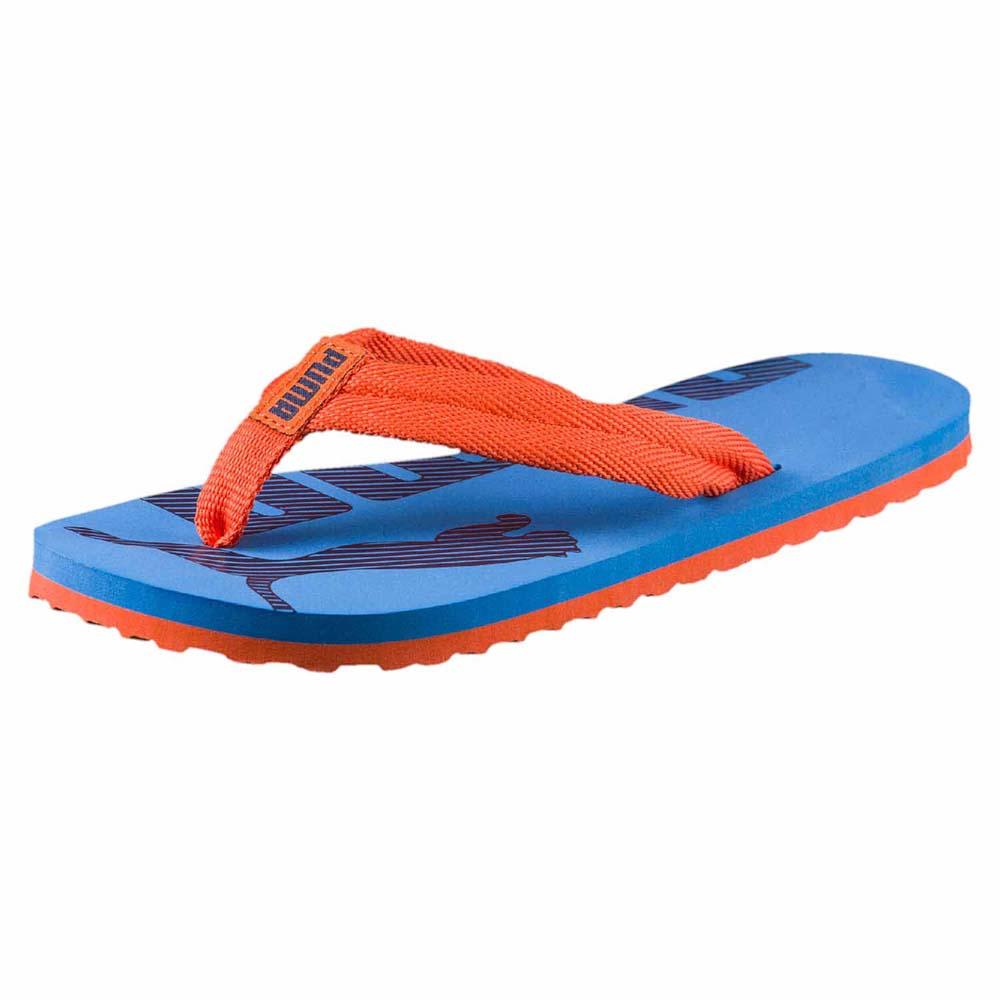 a0a9d4d062ef Puma Epic Flip V2 Jr Orange buy and offers on Swiminn