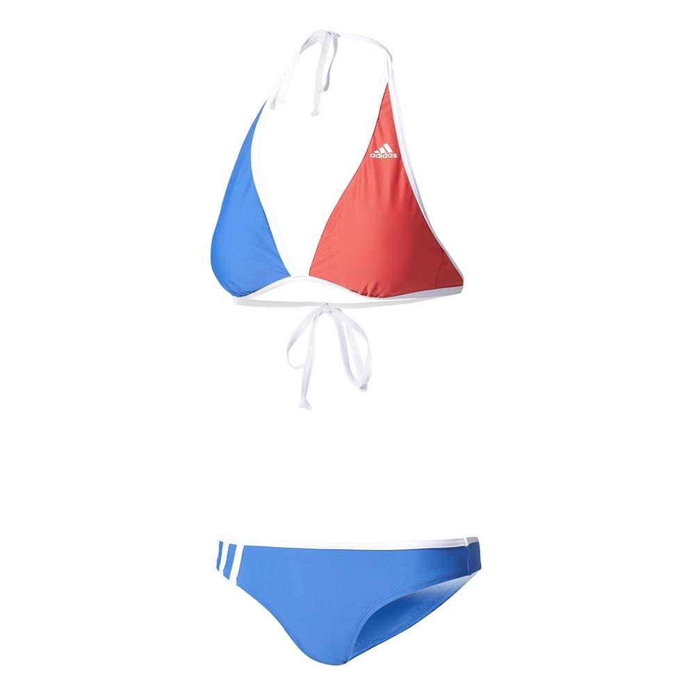 3ec07059592 adidas Bwgr1 3 Stripes Halter Neck Bikini, Swiminn