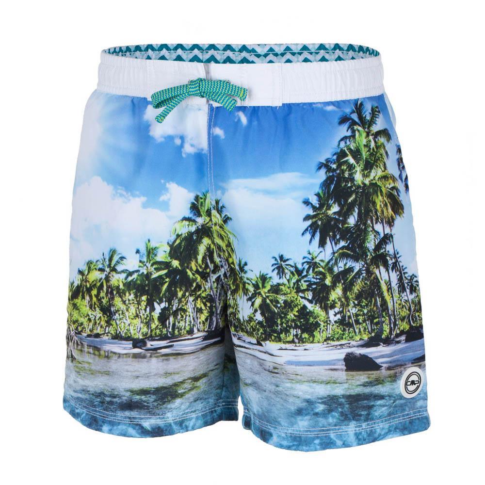 Ba?adores playa Cmp Shorts Microfiber Slip