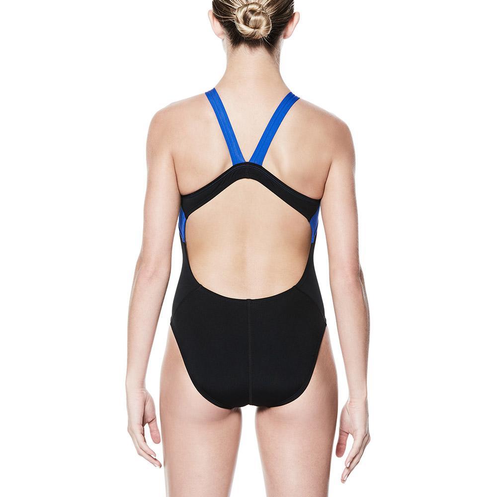 ff4804dc8f Nike swim Poly Color Surge Fastback Blue, Swiminn