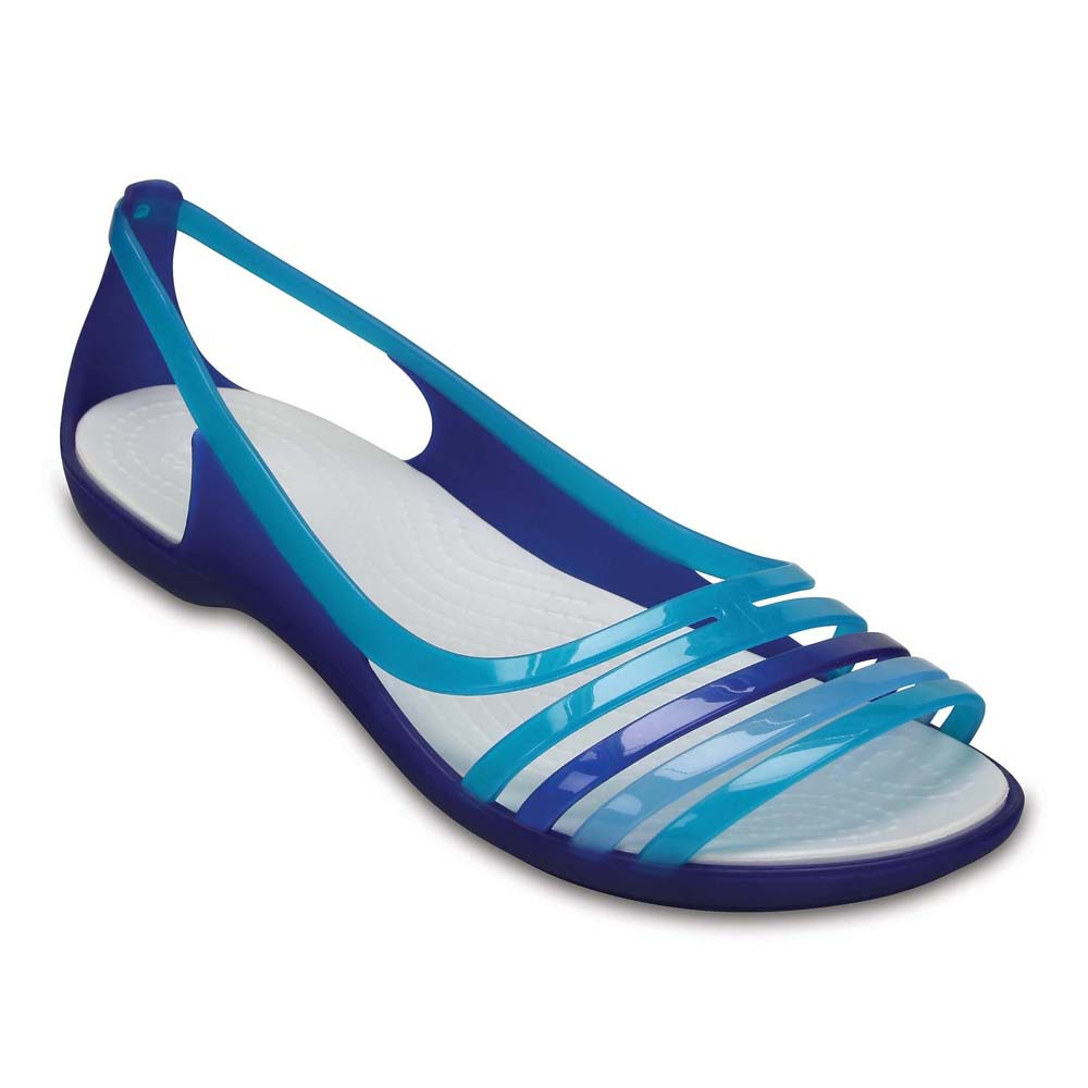 fdf8a49194b Crocs Isabella Huarache Flat buy and offers on Swiminn