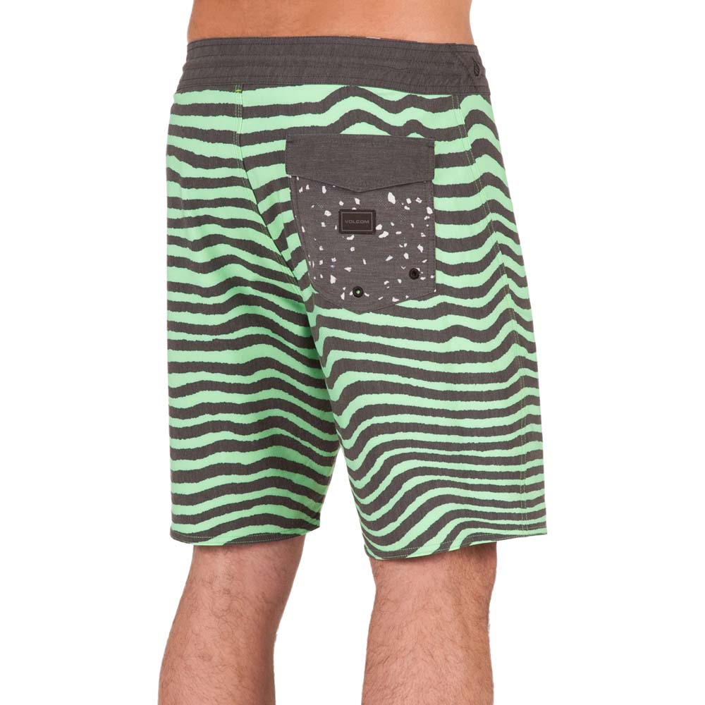 Volcom Mag Vibes Stoney 19 Green buy and offers on Swiminn