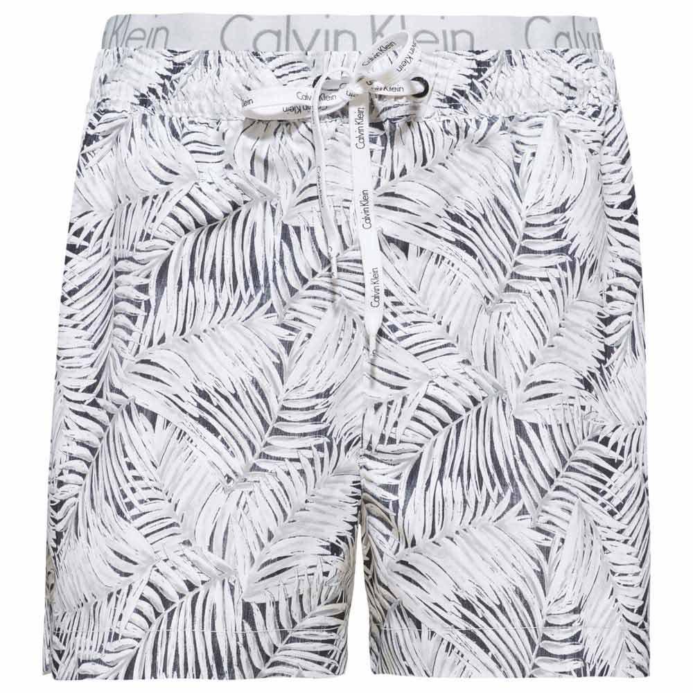 Ba?adores playa Calvin-klein-underwear Short Double Waistband