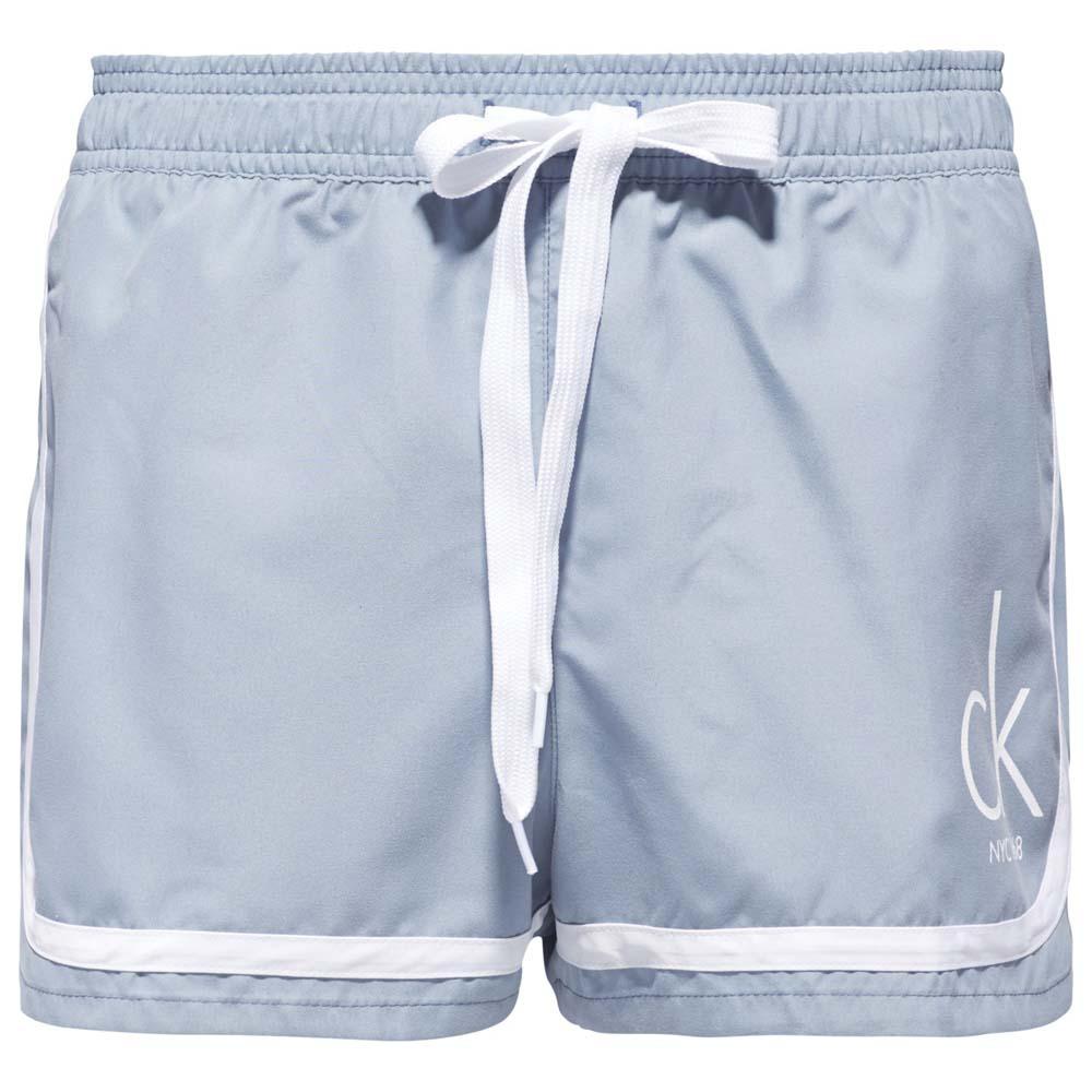 Ba?adores playa Calvin-klein-underwear Retro Short Drawstring
