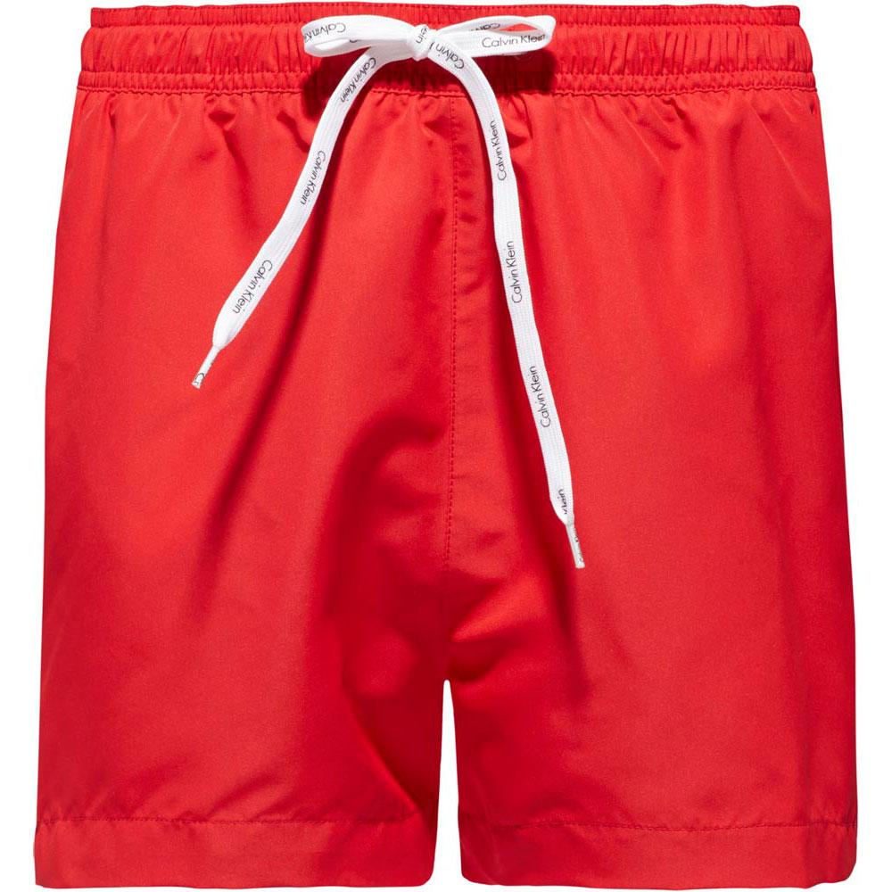 57a9dd1bb0b7 Calvin klein Short Drawstring Red buy and offers on Swiminn