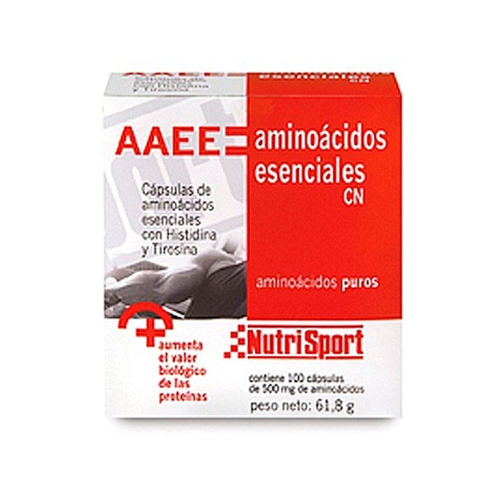 Amino Acids Essentials 1/2gr 100 Unidades