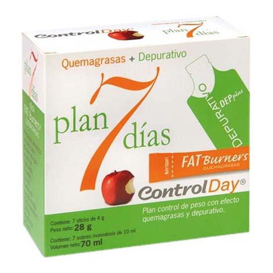 7 Days Plan 7 Sticks Y 7 Depurative Soluble