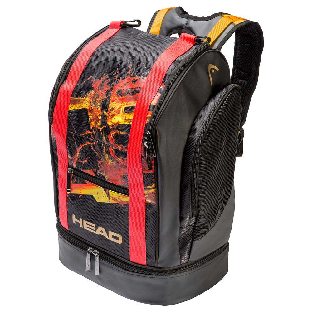 4799474c92 Head Printed Backpack 40L Multicolor buy and offers on Swiminn