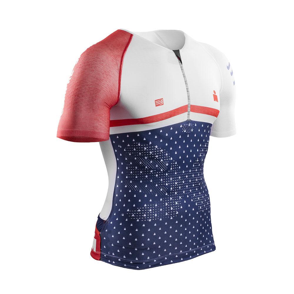 Camisetas Compressport Ironman Tr3 Aero