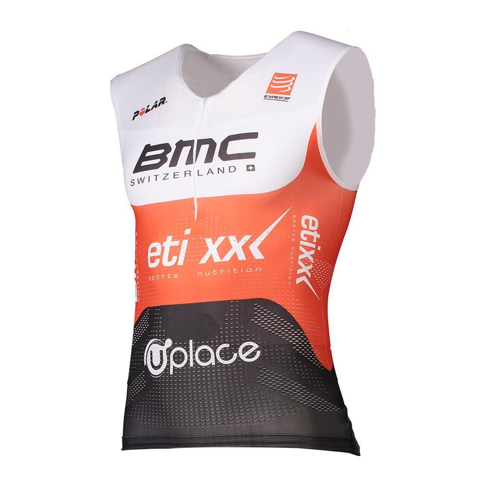 Camisetas Compressport Bmc Etixx Tr3 Aero Tank